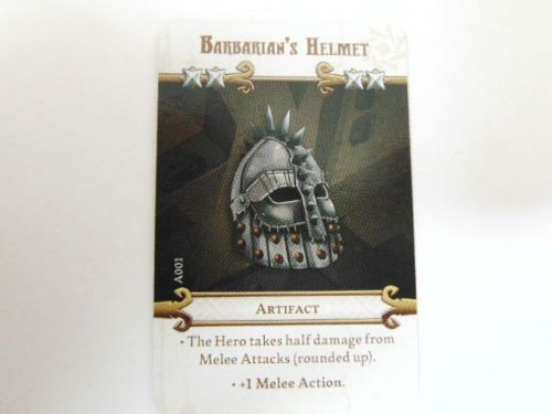 md - artefact card (barbarians helmet)